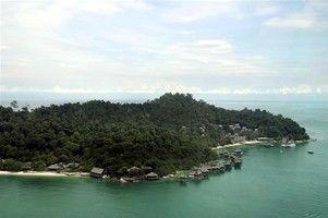 Virtuoso - Pangkor Laut Resort.  Lumut, Malaysia.