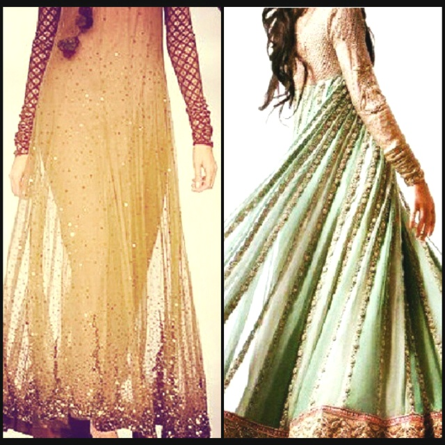 In love with Pakistani Couture Bridal/Fashion <3