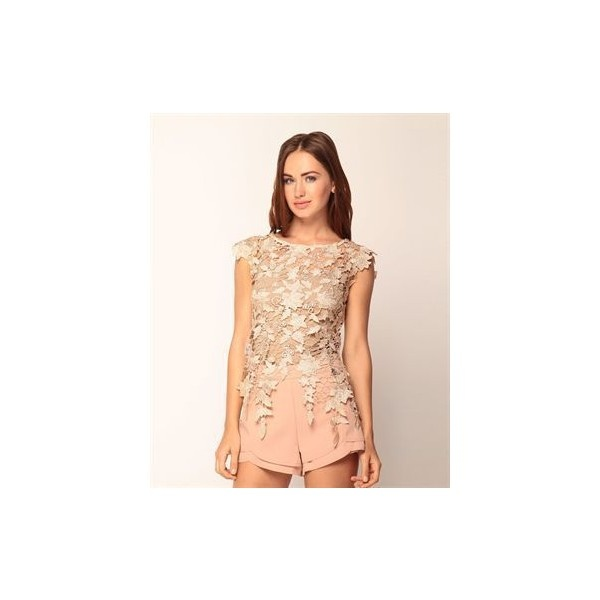 Miss Finch Crochet Top found on Polyvore: Finch Crochet, Clothing Obsession, Crochet Tops, Crochet Clothing