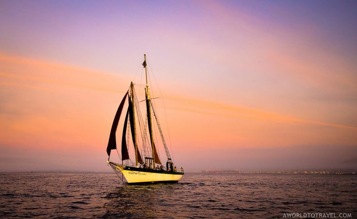 Champagne Cruise at sunset – Cape Town – South Africa – A World to Travel (17)