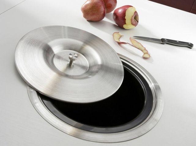 25 best ideas about poubelle cuisine on pinterest - Poubelle cuisine encastrable dans plan de travail ...