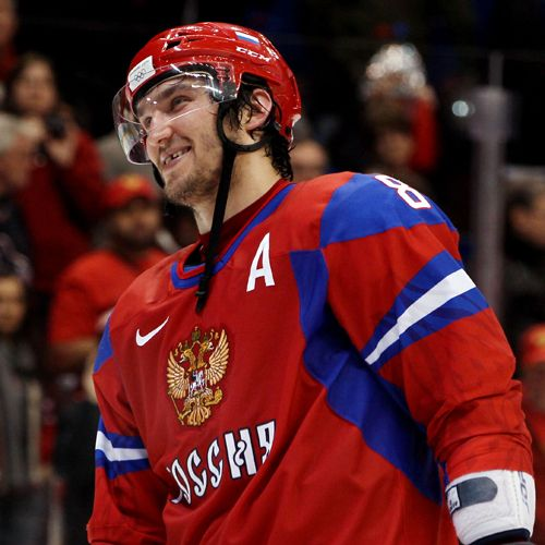 Washington Capitals captain Alex Ovechkin will be the first Russian Torchbearer for the 2014 Winter Olympics in Sochi, Russia, the Sochi 2014 Organizing Committee announced.  Ovechkin will be the first Russian to carry the Olympic Torch once it's ignited in a ceremony at Olympia, Greece, on Sunday, Sept. 29.