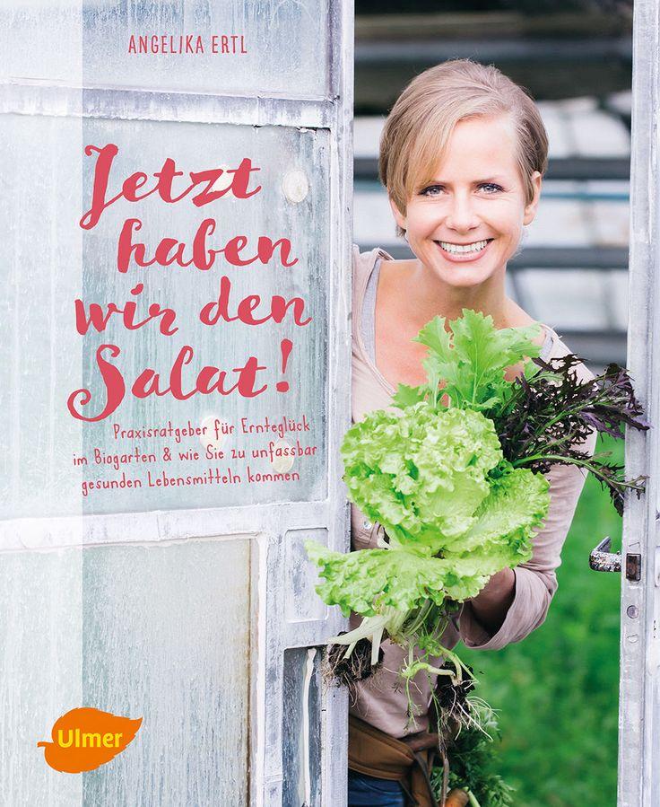 Mit ihrem Praxisratgeber für Ernteglück hat Angelika Ertl ein Buch geschrieben, das tatsächlich alles umfasst, was Garteneinsteiger wissen müssen.