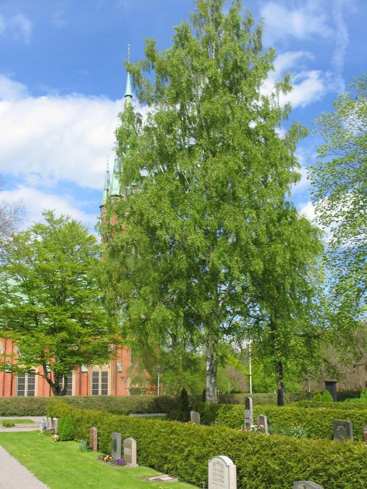 Norrköping, kyrkogård
