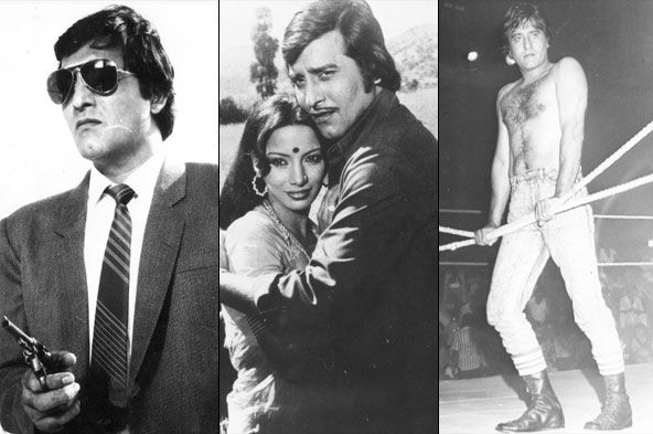 Photos: Remembering Vinod Khanna through a series of vintage images