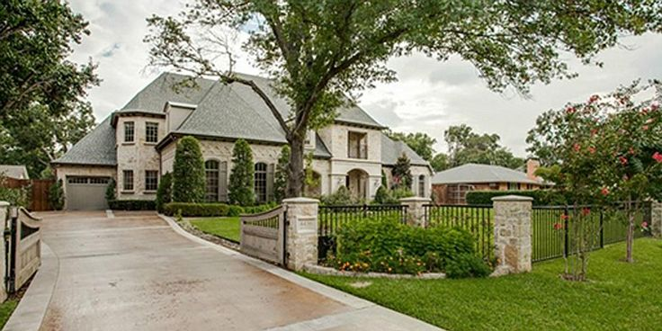 Jordan Spieth's $2.2 million Dallas home