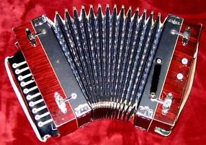 ANTIQUE-RARE-MADE-IN-GERMANY-DIATONIC-BUTTON-ACCORDION