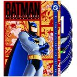 Batman: The Animated Series, Volume One (DC Comics Classic Collection) (DVD)By Kevin Conroy