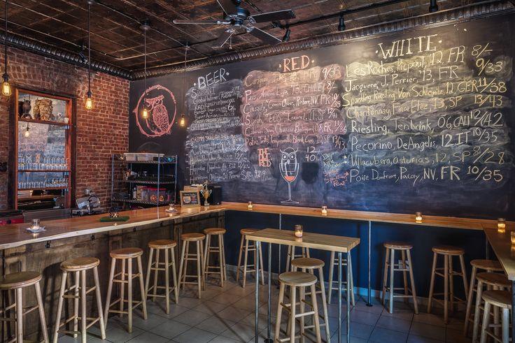 Image result for black brick brooklyn bar