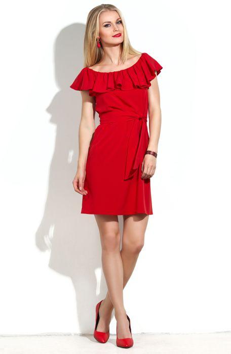 Элегантные вязаные нарядные женские платья