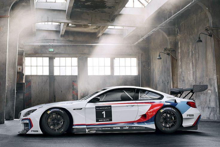 BMW M6 GT3 (IAA 2015): Vorstellung