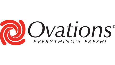 Ovations Food Service!