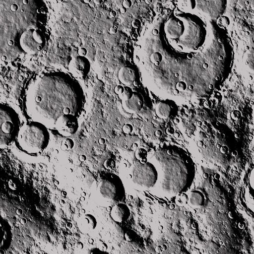 question about the orgin of impact craters