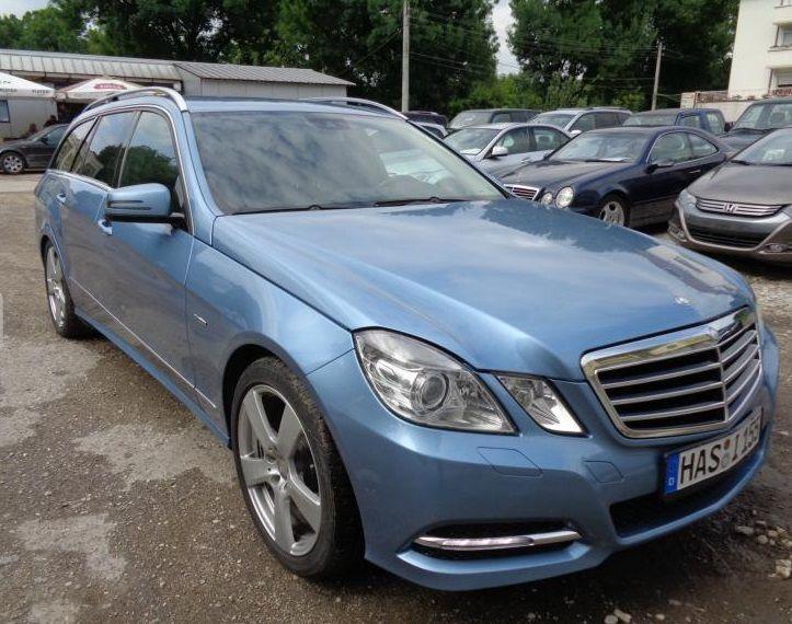 Interexportcar.com -Mercedes-Benz E 350