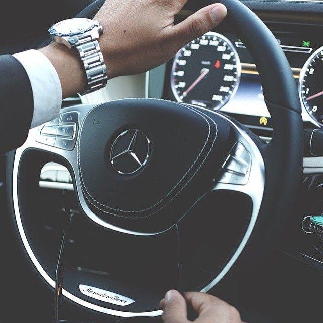 DRIVING BENZES — Mercedes-Benz S 550 AMG line (Instagram...