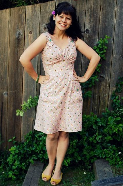 Must try a Collette pattern... They always get such great reviews.