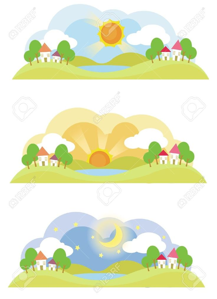 Resultado de imagen para infografia sobre el dia y la noche