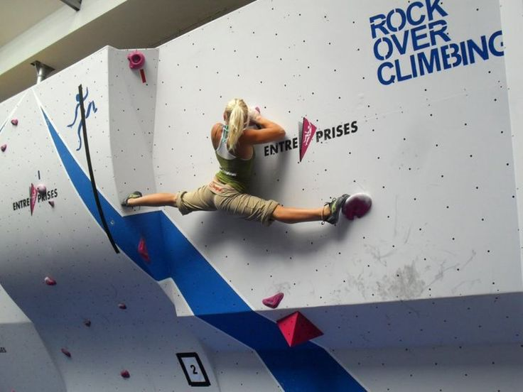 Man I miss rock climbing