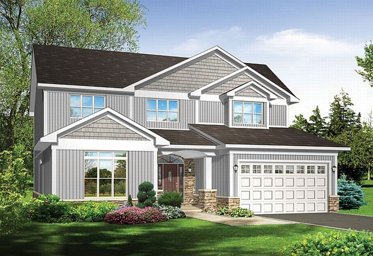The Ashton - city or country!  www.qualityhomes.ca
