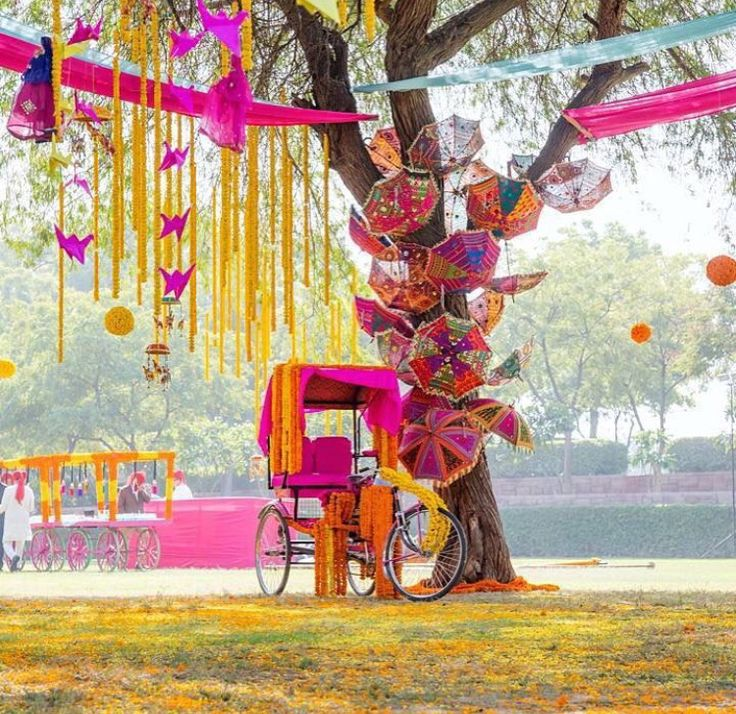 A great way to design your Punjabi wedding!!!!