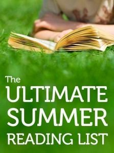 Mashable's Ultimate Summer Reading List... I can always use more book recommendations!