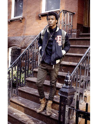 Brooklyn Street Style Photos by Ben Ferrari - Men's Street Style
