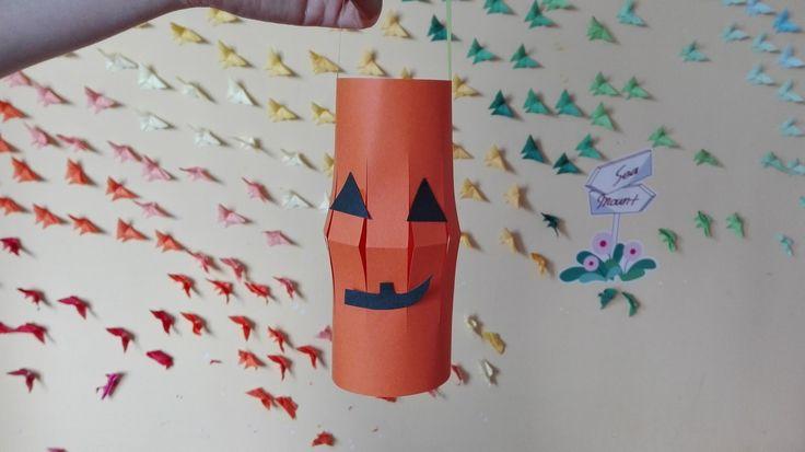 How to make a pumpkin lantern without a real pumpkin ;)  #instrukcja #instruction #handmade #rekodzielo #DIY #DoItYourself #handcraft #craft #lubietworzyc #howto #jakzrobic #instrucción #artesania #声明 #papier #zpapieru #paper #papel #depapel #紙 #紙巾 #ozdoby #dekoracje #decorations #decorado #布置 #Dekorationen #украшения #dynia #pumpkin #calabaza #南瓜 #Kürbis #тыква #lampion #lantern #farol #лампион #Halloween #万圣夜 #Хэллоуин