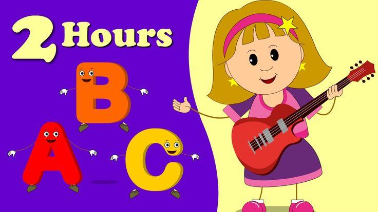 ABC Song | ABC Songs for Children | Nursery Rhymes | BEST Nursery Rhymes...