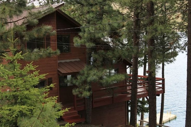 1000 images about june vacation rentals at the lake on for Lakefront cabins june lake