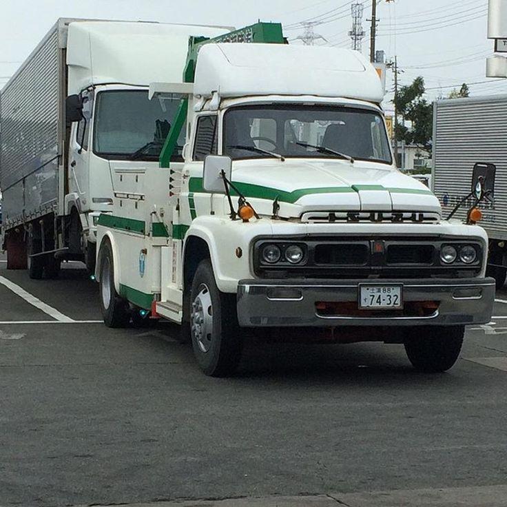 17 Best Images About Old Isuzu Trucks On Pinterest