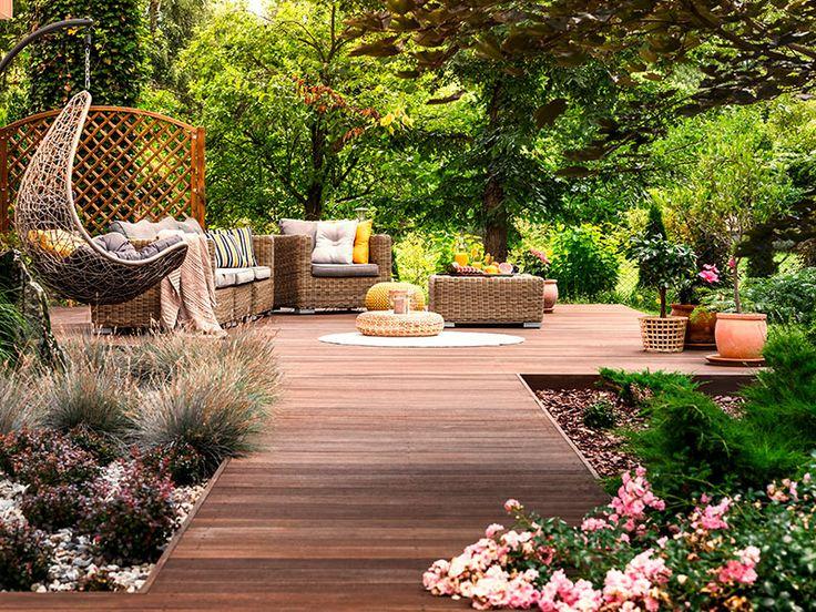 Garten und Balkon | Terrassendielen und Sichtschutz von BWE – Garten und Balkon