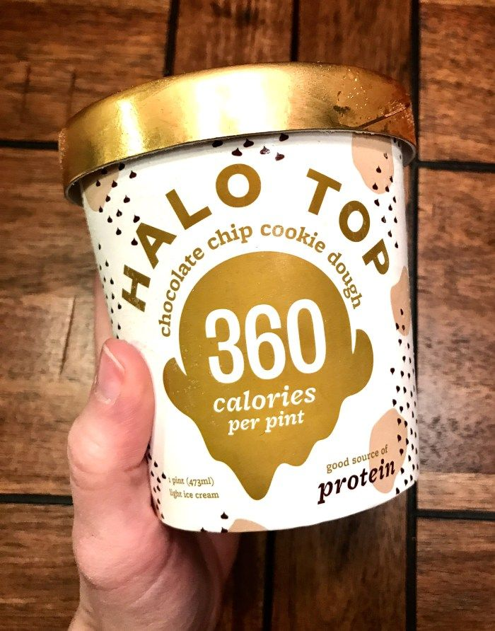 I finally got to try some new Halo Top Ice Cream flavors. This time: Chocolate Chip Cookie Dough! I have tried Strawberry and Birthday Cake in the past. First of all, for those of you that don&#821…