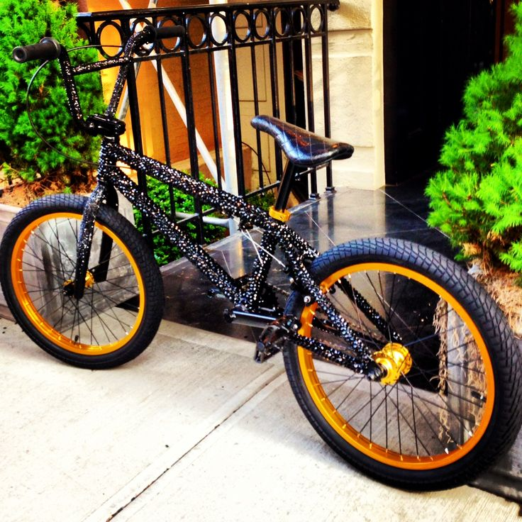 Shimmering Public School BMX bike #cfdaswarovski