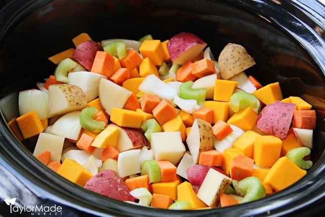 Fall Harvest Detox Soup. This one should be easy to do in the IP... 8-10 minutes I figure. Then add kale.