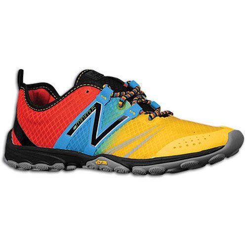 New Balance 20 Minimus Trail 2 - Women's - Running - Shoes -  Yellow/Blue/Red Rainbow