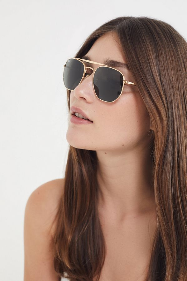 Ray-Ban Marshal Sunglasses   Urban Outfitters   Fashion in 2019 ... 063bd3e550