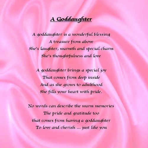 valentines day quotes for him in heaven - Goddaughter Quotes And Poems QuotesGram