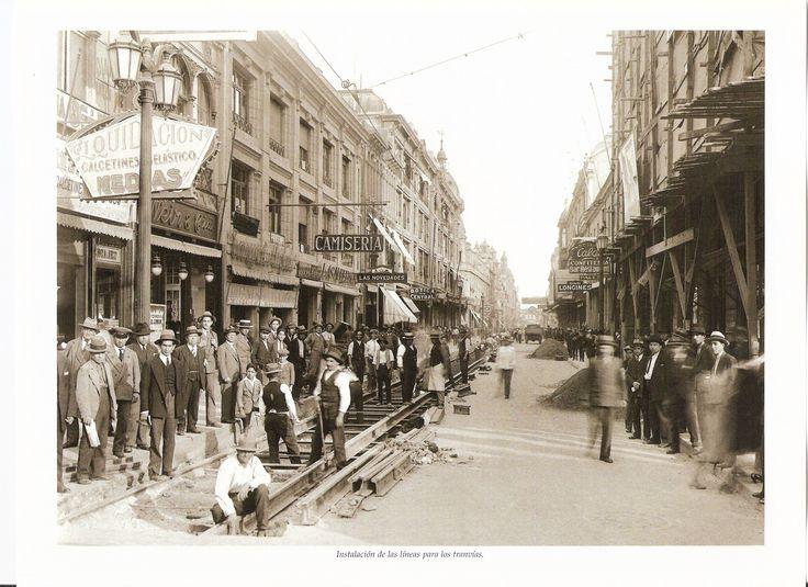 Santiago de Chile 1930