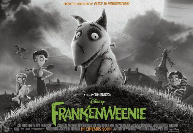 En 1984 Tim estrenó su segundo cortometraje, titulado Frankenweenie y protagonizado por Barret Oliver, Daniel Stern y Shelley Duvall. Filmado en blanco y negro con una duración aproximada de 30 minutos, dicha película fue inspirada en Frankestein de James Whale. Su argumento cubre los esfuerzos de un niño por reanimar a su difunto perro Sparky, el cual murió tras ser atropellado por un automóvil.