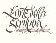 Take your pleasure seriously: un libro racconta la bella scrittura di Luca Barcellona, dalla calligrafia antica alle tags   Design In