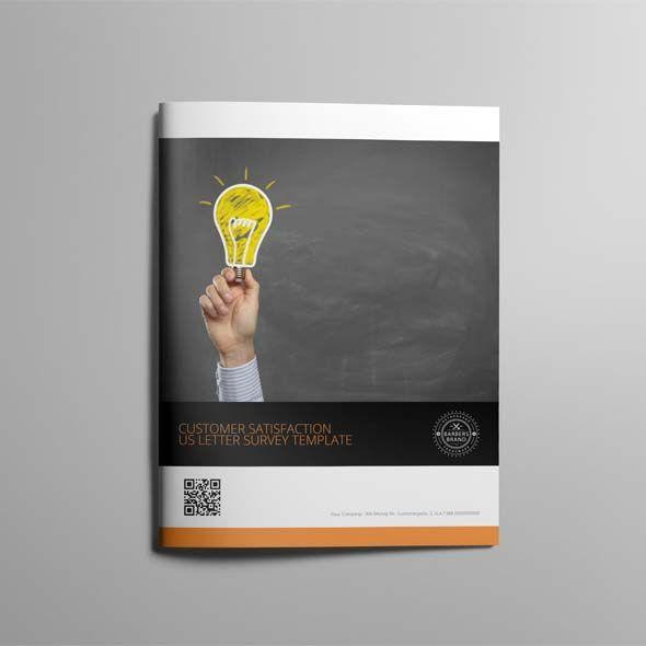 Customer Satisfaction US Letter Survey Template CMYK \ Print - customer satisfaction survey template