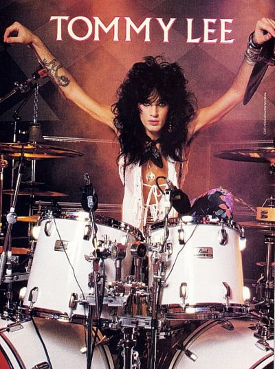 Tommy Lee-Motley Crue..........