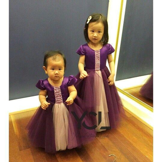 Rapunzel dresses