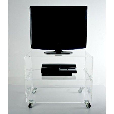 17 best images about arredamento in plexiglass on - Porta tv plexiglass ...