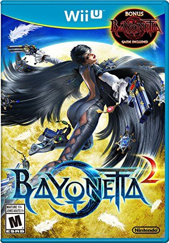 Bayonetta 2 - Wii U: Wii U: Computer and Video Games - Amazon.ca