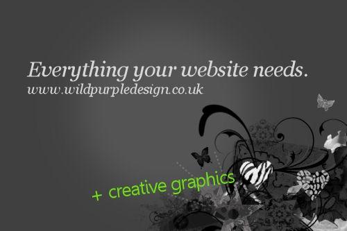 Great web design & graphics...