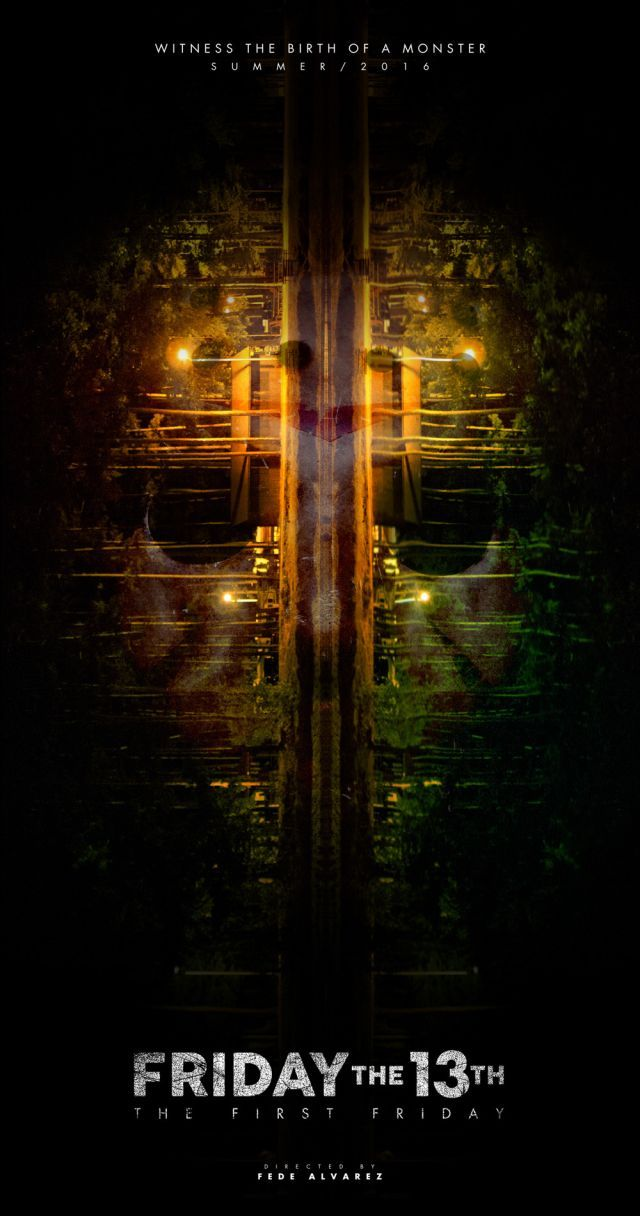 Friday 13th - Official Poster ? | Horror/Friday the 13th ...