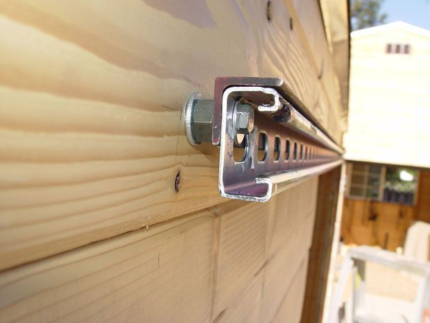 Make Sliding Barn Doors Using Skateboard Wheels
