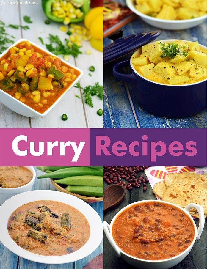Curry Recipes, Indian Veg Curry Recipes | Page 1 of 5