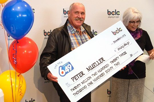 Dreams Become Reality for Lotto 6/49 Winner